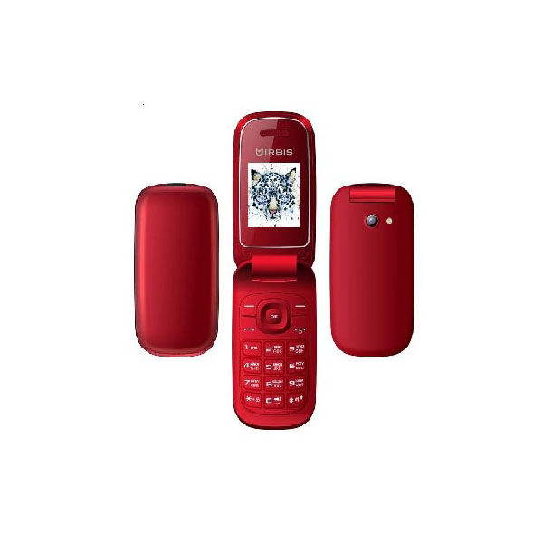 Сотовый телефон Irbis SF07 Red цена и фото