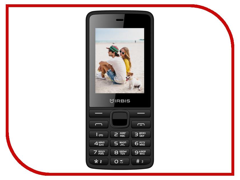 Сотовый телефон Irbis SF09 Black