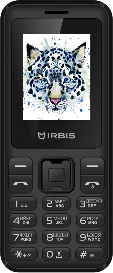 Сотовый телефон Irbis SF50 Black сотовый