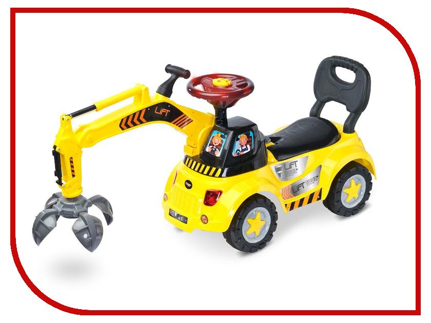 Игрушка Caretero Toyz Lift Yellow basic caretero