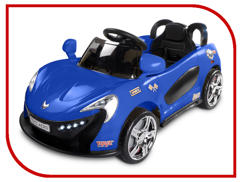 Электромобиль Caretero Toyz Aero Blue