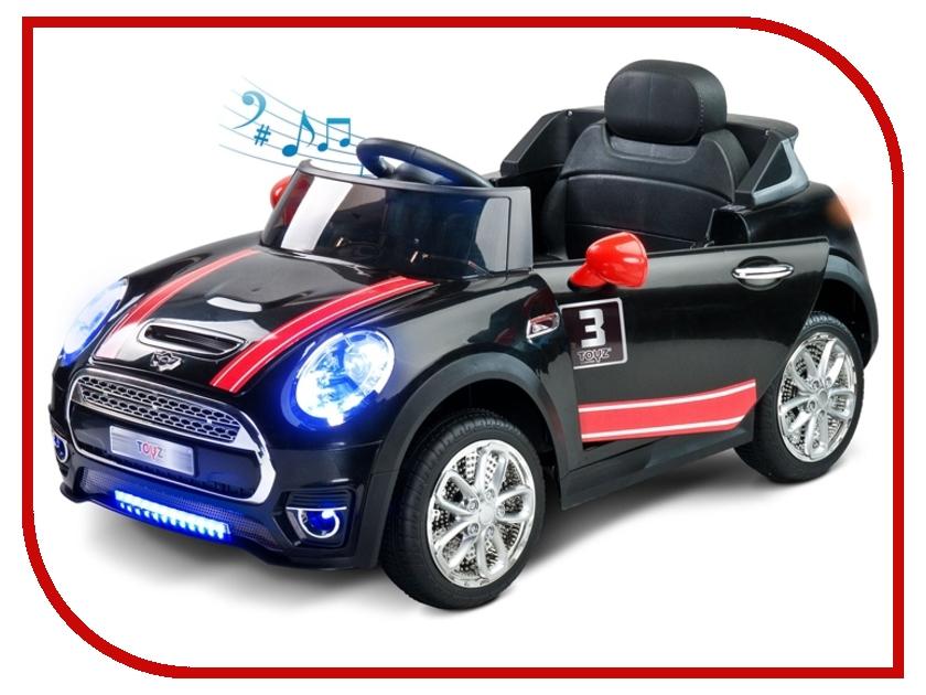 Электромобиль Caretero Toyz Maxi Black