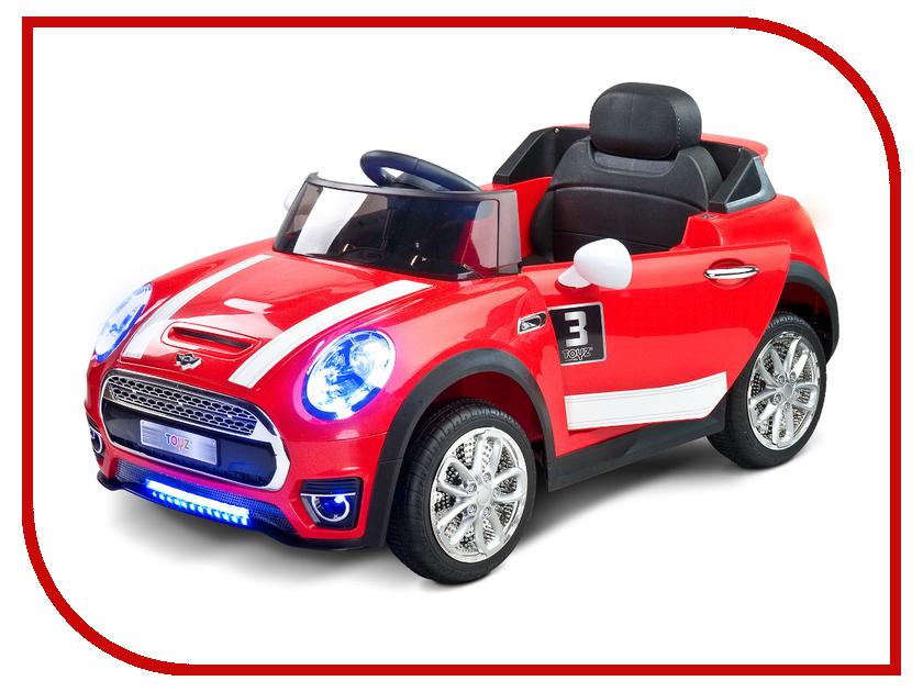 Электромобиль Caretero Toyz Maxi Red