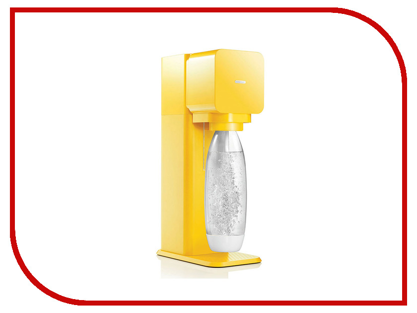 Сифон SodaStream Play Yellow сиропы sodastream