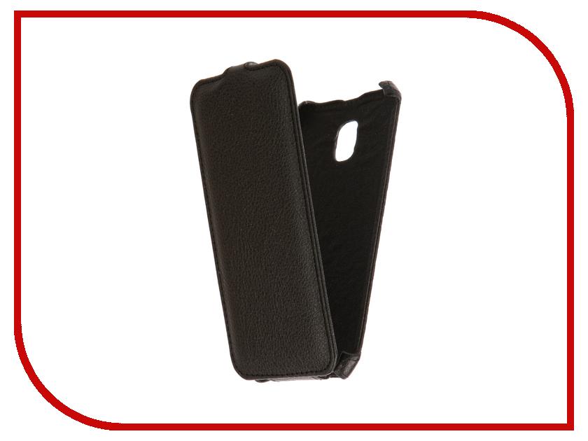 Аксессуар Чехол Samsung Galaxy J3 2017 SM-J330F/DS Zibelino Classico Black ZCL-SAM-J3-2017-BLK аксессуар чехол prestigio muze k5 zibelino classico black zcl prst k5 blk