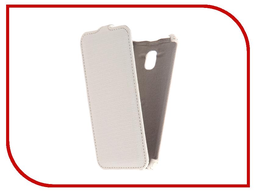 Аксессуар Чехол Samsung Galaxy J3 2017 SM-J330F/DS Zibelino Classico White ZCL-SAM-J3-2017-WHT
