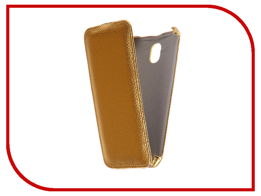 Аксессуар Чехол Samsung Galaxy J5 2017 SM-J530FM/DS Zibelino Classico Gold ZCL-SAM-J5-2017-GLD