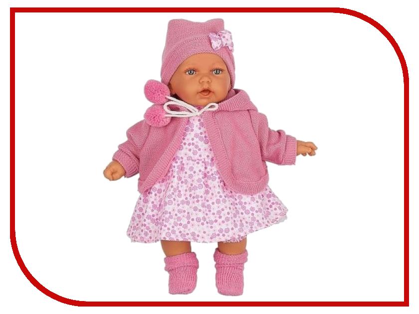 Кукла Antonio Juan Кукла Азалия Pink 1220C кукла antonio juan кукла ланита pink 1110p