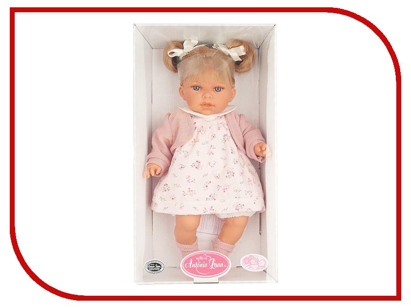 Кукла Antonio Juan Кукла Лорена Pink 1558P кукла antonio juan кукла ланита pink 1110p