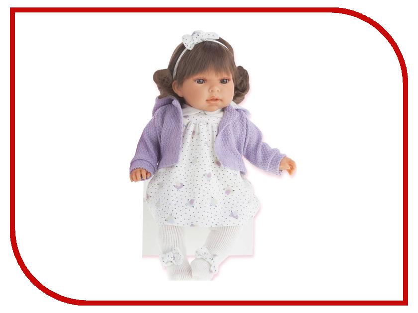 Кукла Antonio Juan Кукла Лорена Violet 1559V кукла antonio juan кукла ланита pink 1110p