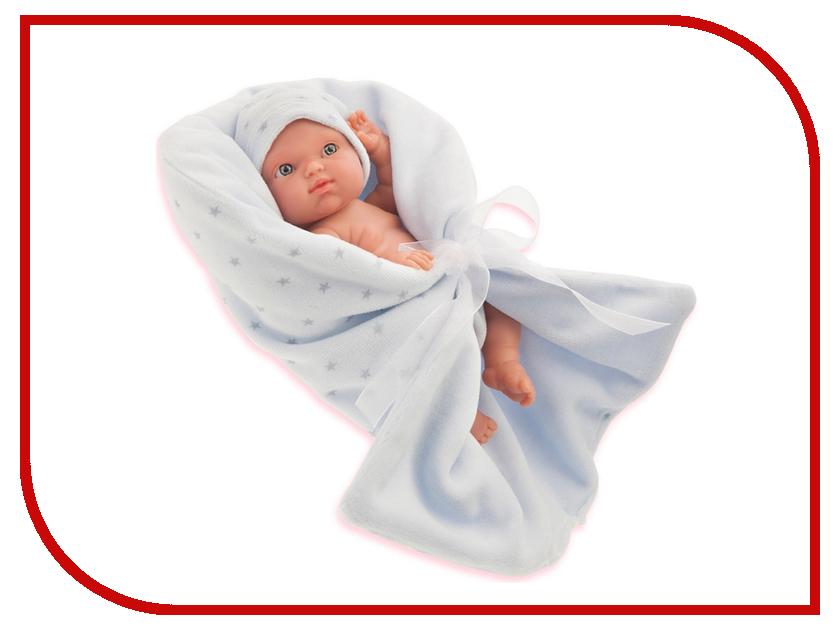 Кукла Antonio Juan Кукла Пепито Light Blue 3904B кукла antonio juan кукла рамон blue 3360b