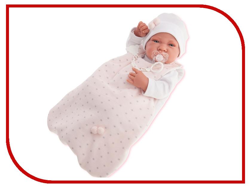 Кукла Antonio Juan Кукла-младенец Кармела Pink 5002P juan antonio кукла младенец карла в чемодане цвет одежды розовый