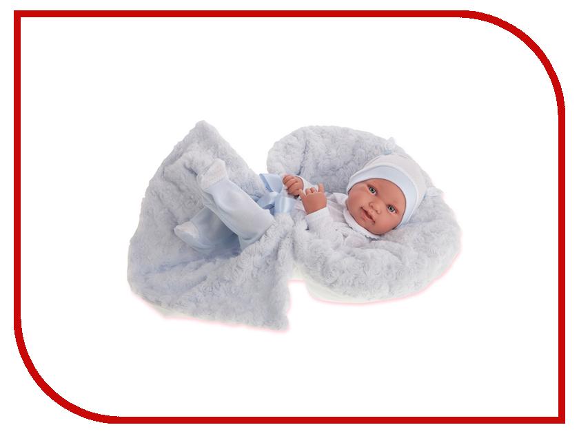 Кукла Antonio Juan Кукла-младенец Эдуардо Light Blue 5005B кукла antonio juan кукла рамон blue 3360b