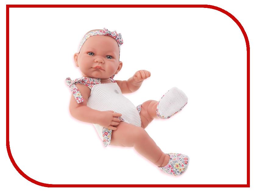 Кукла Antonio Juan Кукла-младенец Ника White 5007W