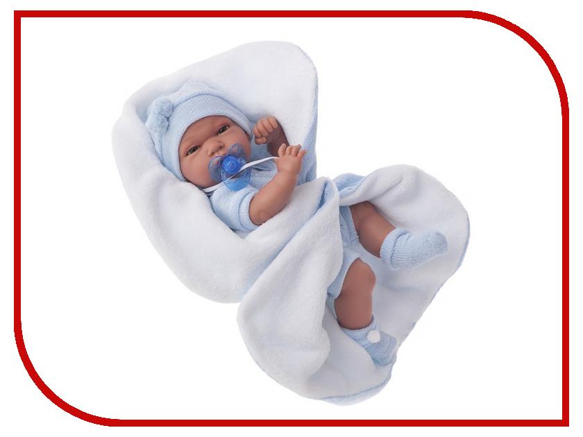 Кукла Antonio Juan Кукла Антонио Light Blue 6009B кукла antonio juan кукла ланита pink 1110p
