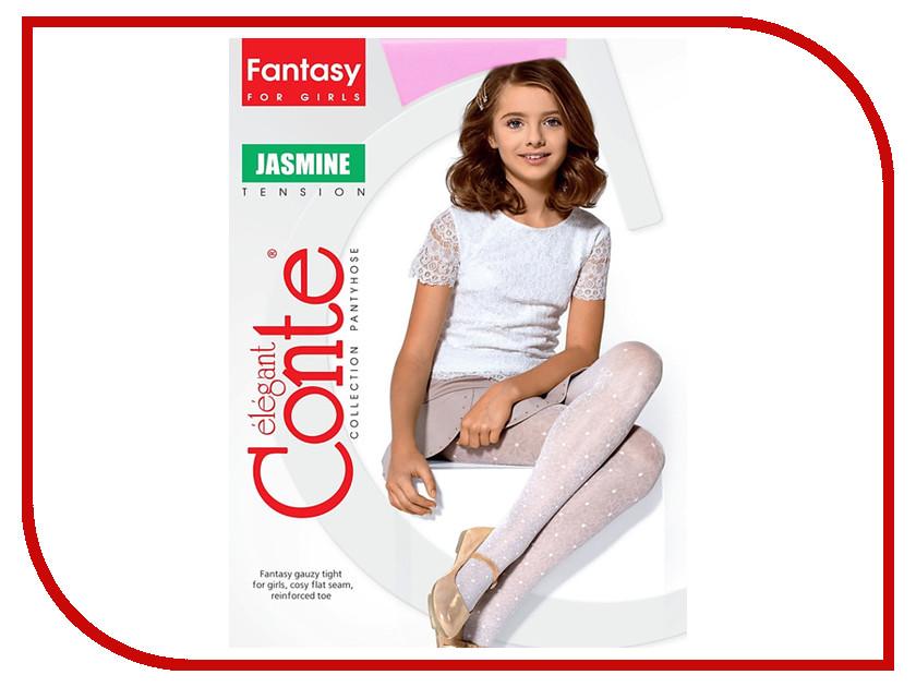 Колготки Conte Jasmine 104-110 Pink колготки conte lucia 104 110 natural