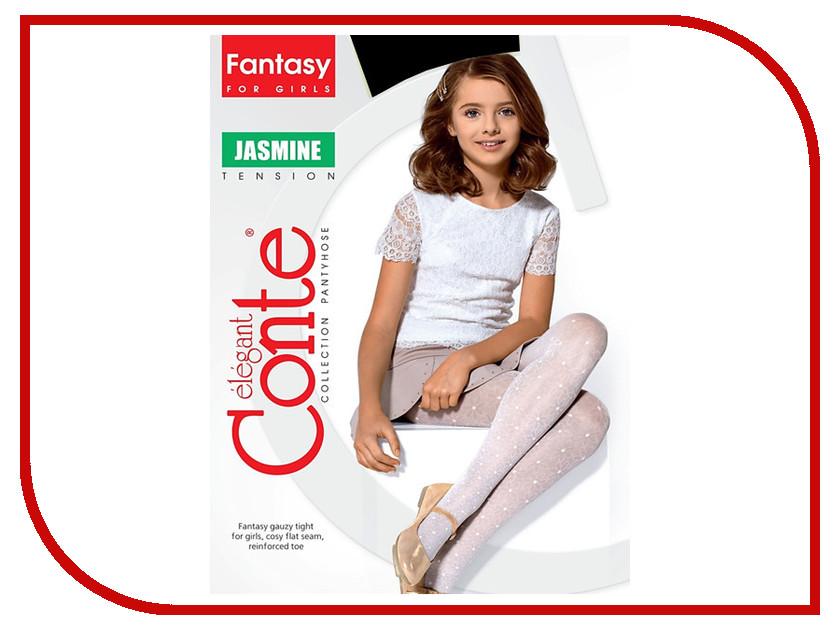 Колготки Conte Jasmine 128-134 Nero