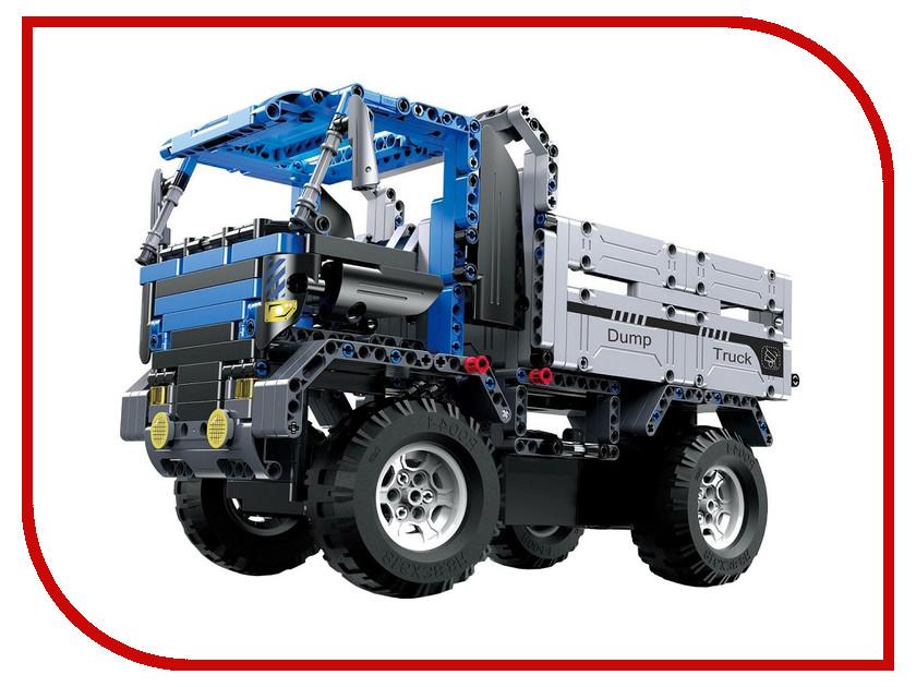 Конструктор CaDA Technic Dump Truck RC49604 pollutants spread around gweru dump site