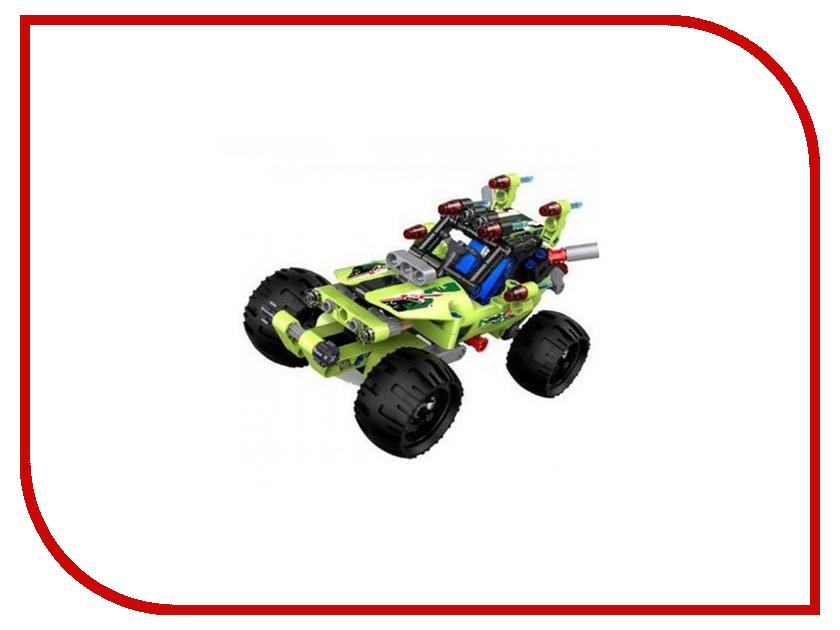 Конструктор CaDA Technic Desert Racer RC49606 pilotage конструктор cada technic dump truck