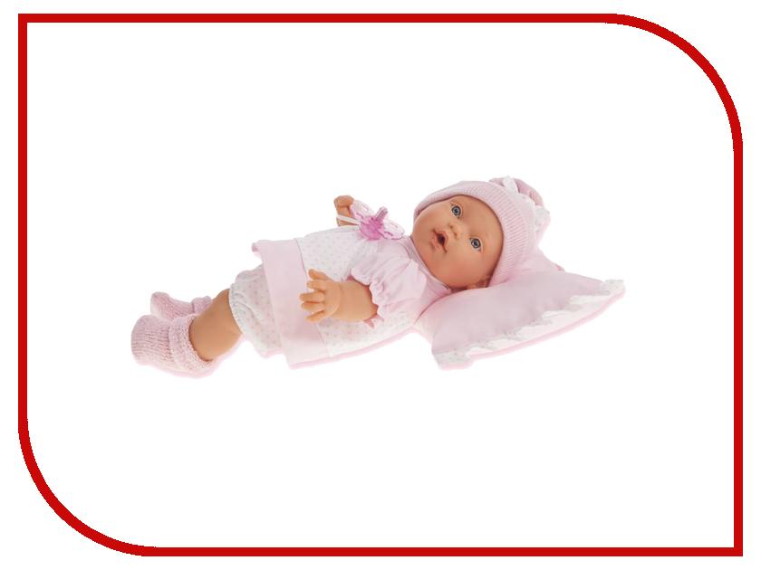 Кукла Antonio Juan Кукла Ланита на розовой подушке 1111P ланита обои ланита 3 0169
