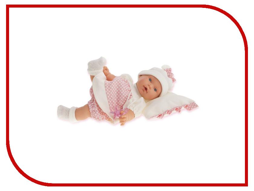 цена Кукла Antonio Juan Кукла Ланита на бежевой подушке 1111W онлайн в 2017 году