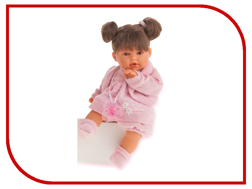 Кукла Antonio Juan Кукла Лана брюнетка 1112Br кукла antonio juan кукла ланита pink 1110p