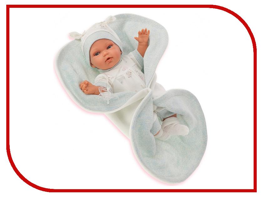 Кукла Antonio Juan Кукла Марти Light Blue 1781B