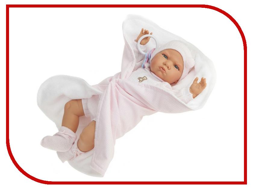 Кукла Antonio Juan Кукла Берта Pink 1950P кукла antonio juan кукла рамон blue 3360b