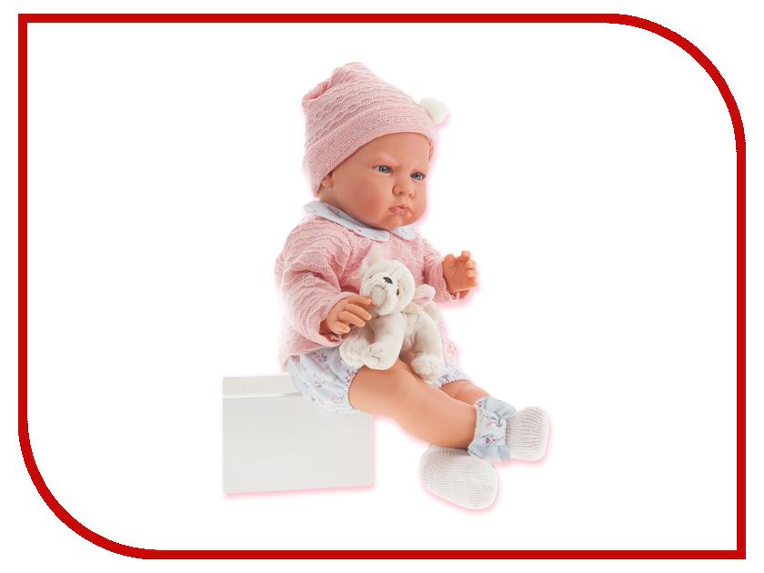 Кукла Antonio Juan Кукла Бернардита Pink 1952P кукла antonio juan кукла ланита pink 1110p