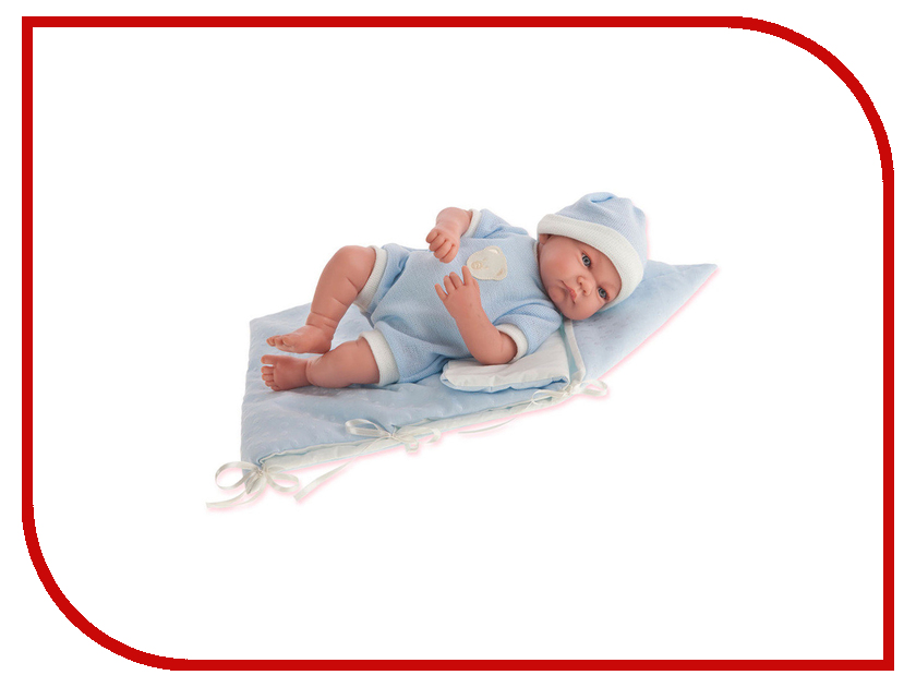 Кукла Antonio Juan Кукла Ферран Light Blue 3365B кукла antonio juan кукла рамон blue 3360b
