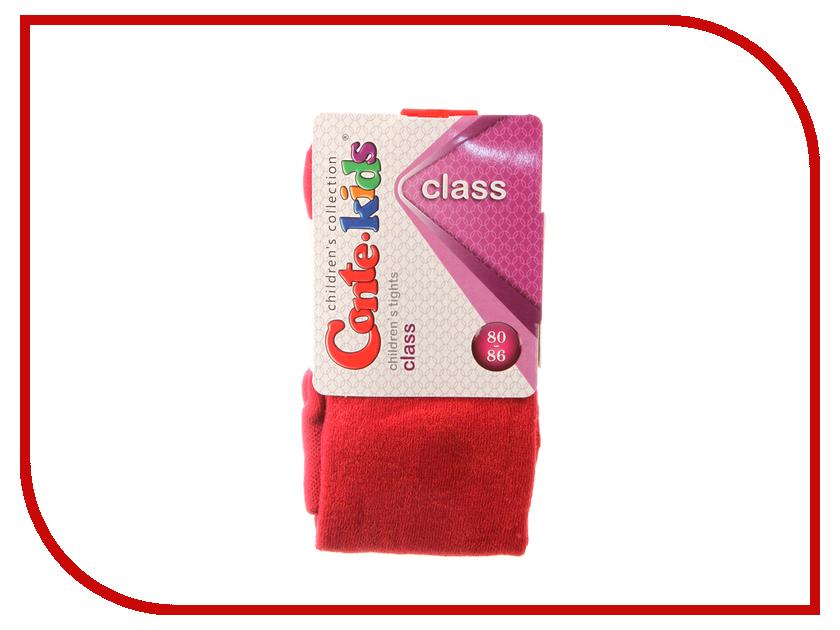 Колготки Conte Kids Class 7С-31СП 80-86 Crimson 199 kids class conte