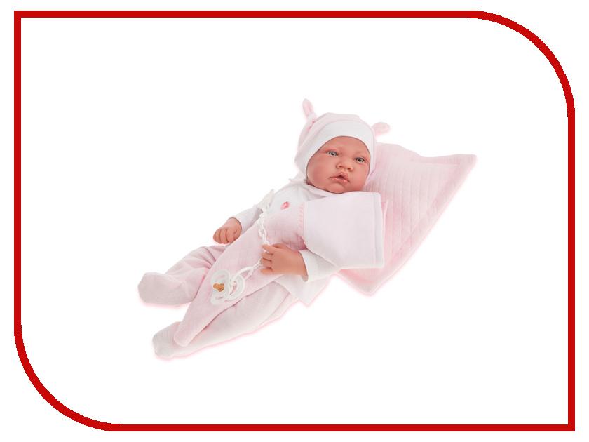 Кукла Antonio Juan Кукла Жоанна Pink 3366P кукла antonio juan кукла ланита pink 1110p