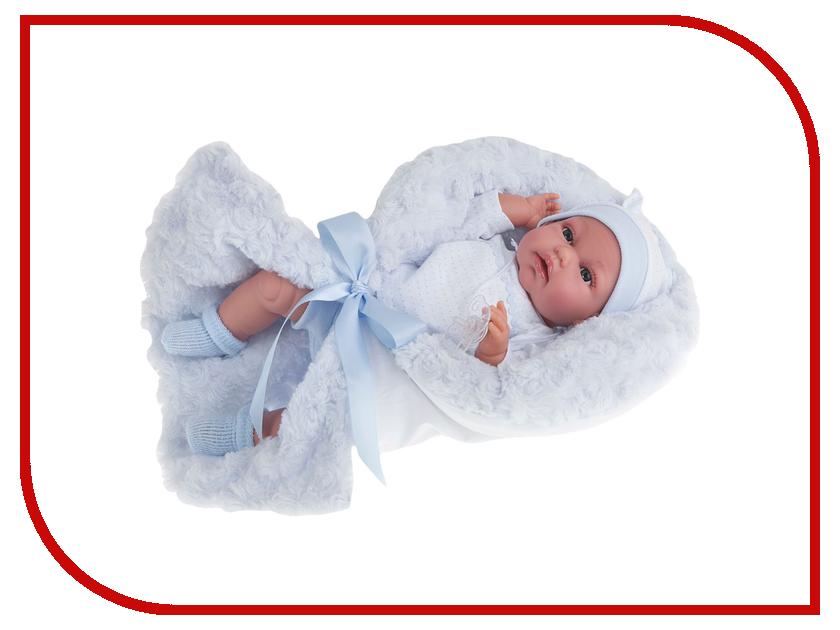 Кукла Antonio Juan Кукла Вито Light Blue 7029B кукла antonio juan кукла рамон blue 3360b