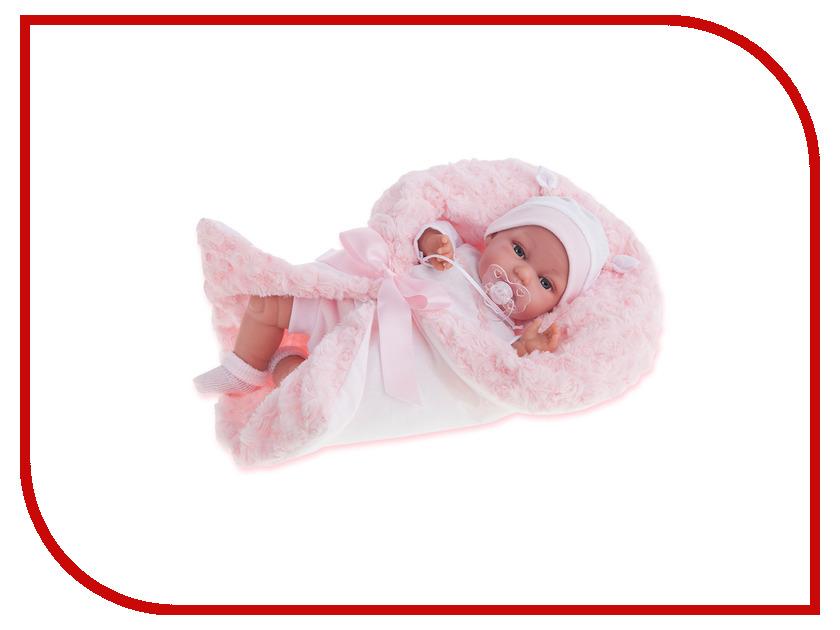 Кукла Antonio Juan Вита Pink 7030P кукла antonio juan кукла вита pink 7030p