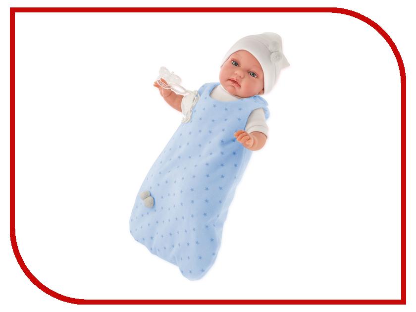 Кукла Antonio Juan Кукла Самбор Light Blue 7031B кукла antonio juan кукла рамон blue 3360b