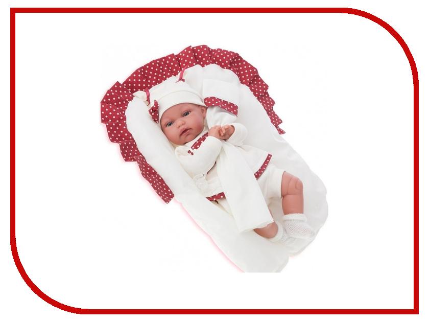 Кукла Antonio Juan Кукла Молли Red 7034R кукла antonio juan кукла ланита pink 1110p
