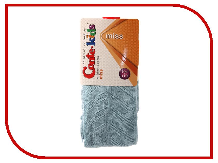 Колготки Conte Kids Miss 7С-80СП 104-110 Light Turquoise 271