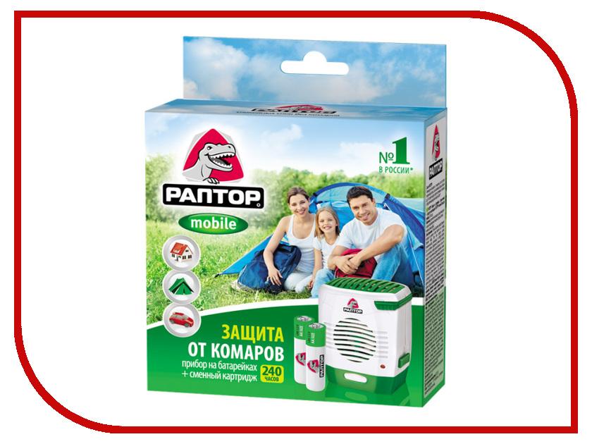 Средство защиты от комаров РАПТОР Прибор+сменный картридж 240 часов