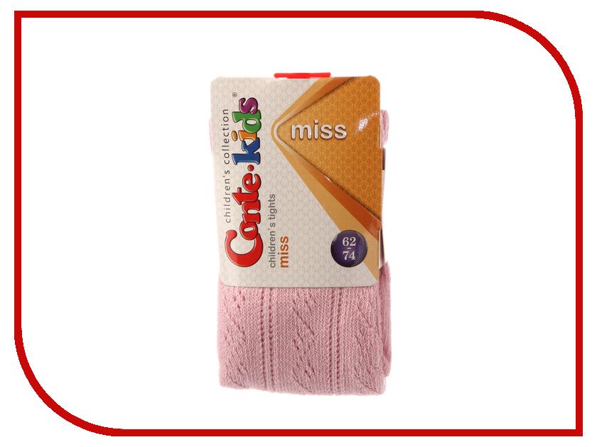 Колготки Conte Kids Miss 7С-80СП 62-74 Light Pink 266 колготки norveg merino wool размер 74 80 3529 11wu 168 74 80