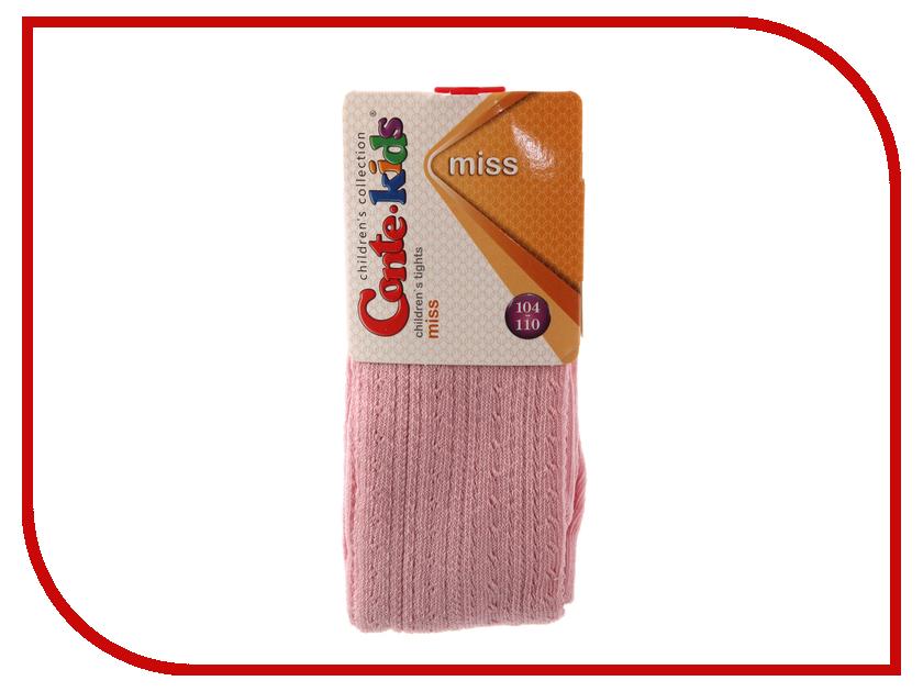 Колготки Conte Kids Miss 7С-80СП 104-110 Light Pink 270