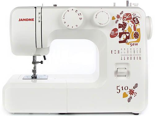 Швейная машинка Janome Sew Dream 510
