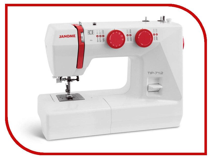 Швейная машинка Janome Tip 712 canon 712