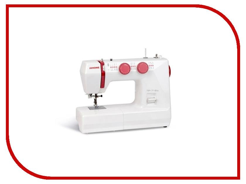 Швейная машинка Janome Tip 718S tip 411