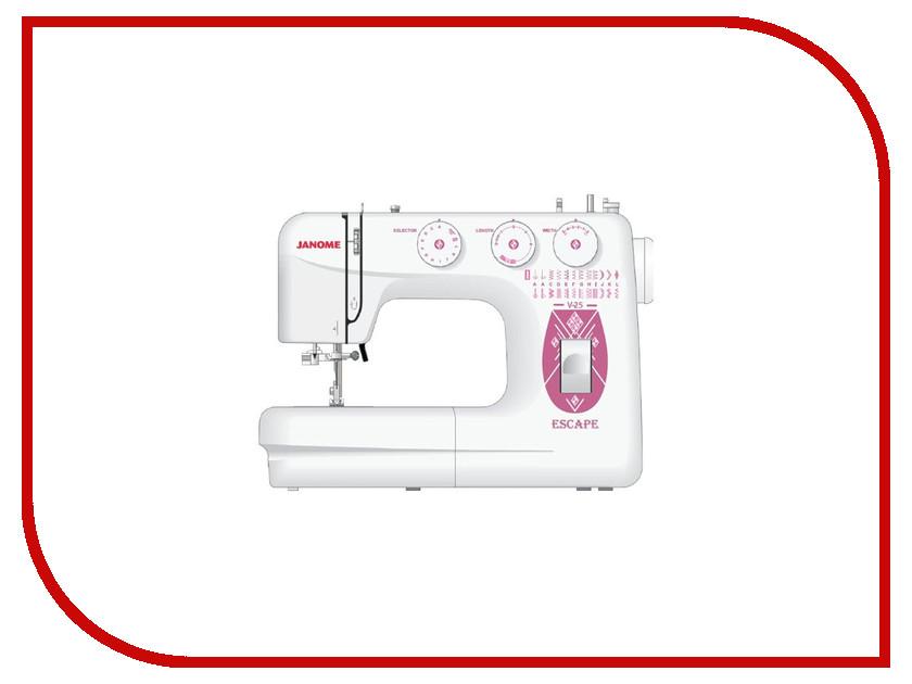 Швейная машинка Janome Escape V-25 6030 janome