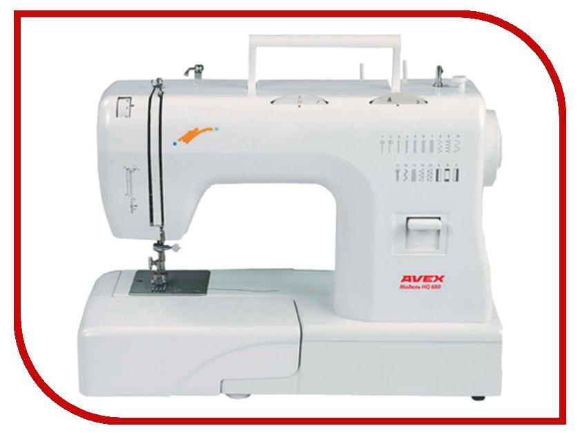 Швейная машинка Avex HQ 680