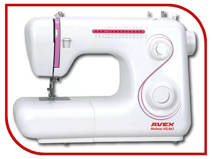 Швейная машинка Avex HQ 883 brother hq 12