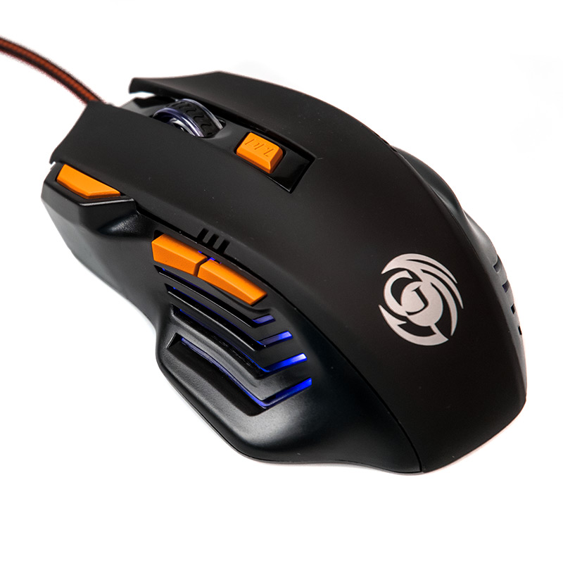 Мышь Dialog MGK-14U Black
