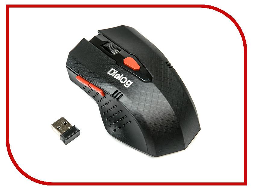 Мышь Dialog MROP-09U Black