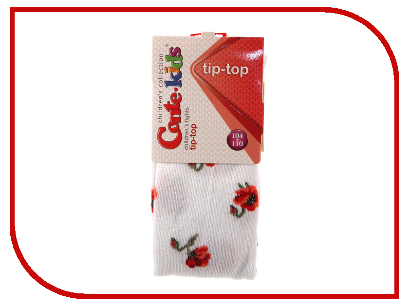 Колготки Conte Kids Tip-Top 7С-78СП 104-110 White 410