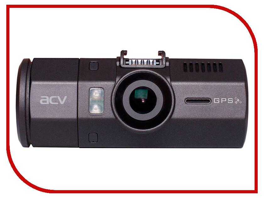 Видеорегистратор ACV GQ815 DUO видеорегистратор acv gq116 black
